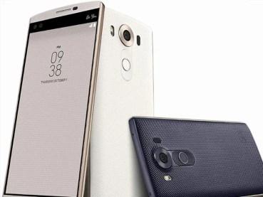 Llega el LG V10 a España por 699 €