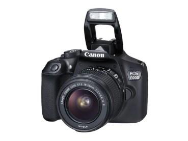 Llega la Canon EOS 1300D para subir el nivel en las DSLR baratas