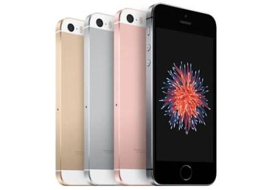 Llega el iPhone SE, más pequeño, más barato, igual de potente