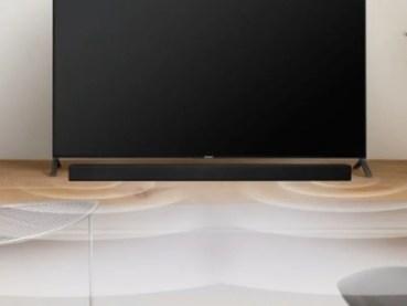 Barra de sonido Sony HT-CT180 por solo 139,90 €