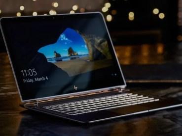 HP Spectre, el portátil más delgado del mundo