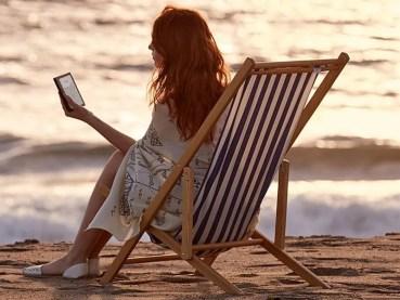 Amazon Kindle Oasis cambia su diseño para adaptarse a zurdos y diestros y a largos períodos de lectura