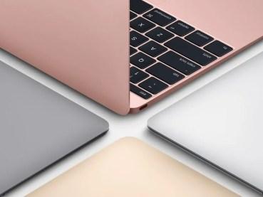 Nuevo MacBook de 12 pulgadas con más rendimiento pero pocas novedades