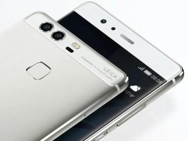 Enorme Huawei P9 Max, el más grande de la familia