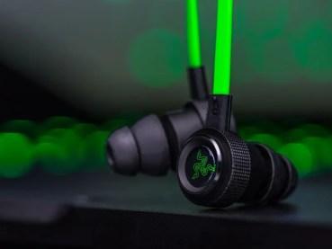 Nuevos Razer Hammerhead V2, más potencia y mejor acústica