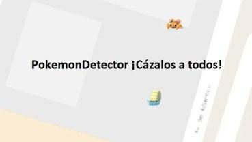 Utiliza PokeDetector para saber cuando hay un Pokemon cerca de ti