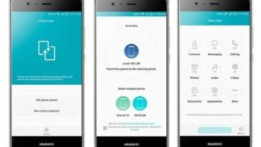 Transfiere datos entre smartphones gracias a Phone Clone