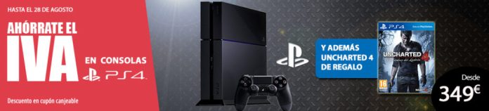 ps4 no iva carrefour