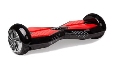 ¡Hoverboard Jetstream Sound por 279 € en TuBlackFriday.com!