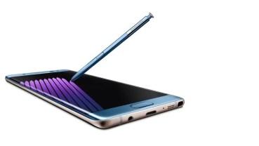 El Note 7 generará $3.100 millones de pérdidas a Samsung