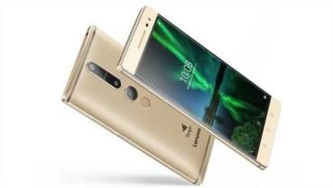Lenovo Phab 2 Pro, primer smartphone con Tango