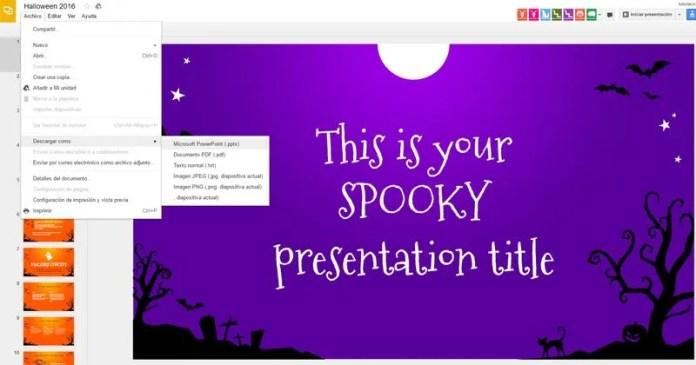 plantillas-powerpoint-slides-carnival-halloween-descarga