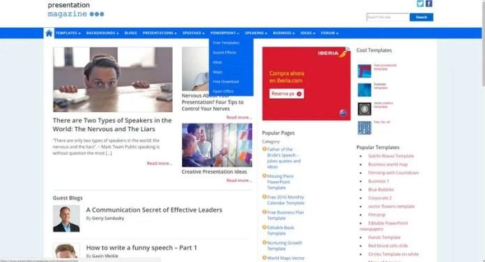 powerpoint-presentation-magazine