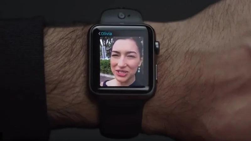 cmra apple watch