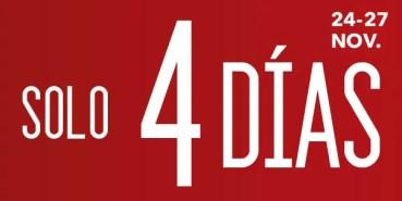 Del 24-27 de noviembre ¡Black Friday en El Corte Inglés!