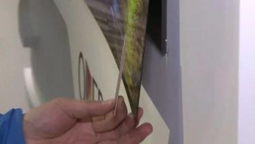 LG tiene preparados modelos OLED de 1 mm de grosor