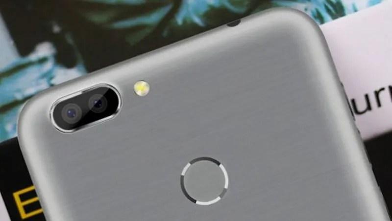 Oukitel U20 Plus, otro clónico más del iPhone 7 Plus