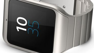 ¡Black Friday! ¡Sony SmartWatch 3 con correa de metal por 129 euros!