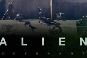 Disfruta del primer tráiler de Alien Covenant