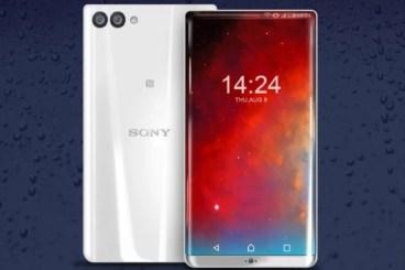 Sony estaría diseñando un smartphone sin biseles al más puro estilo Xiaomi Mi Mix