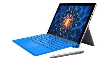 Descuento de 400 € en Microsoft Surface Pro 4 con 128 GB y procesador Intel Core m3