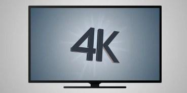 Descarga contenidos en 4K para darle caña a tu nuevo televisor