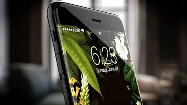 Espectacular diseño conceptual de Iskander Utebayev y Ran Avni del iPhone 8