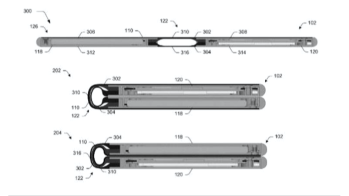 microsoft surface phone plegable