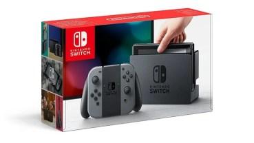 Ya puedes reservar la Nintendo Switch en Amazon España