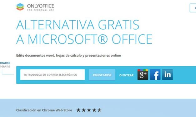 Prueba OnlyOffice, una potente herramienta gratuita que sustituirá tu Office