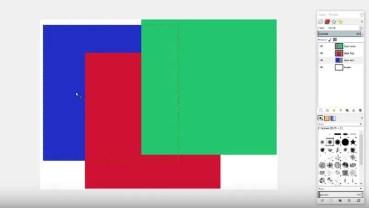 Curso completo gratuito de GIMP: Vídeo 4 – Trabajando con Capas