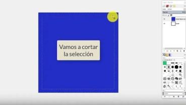Curso completo gratuito de GIMP: Vídeo 5 – Concepto de Capa Flotante