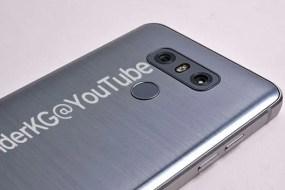 Filtradas las primeras imágenes completas y detallas del LG G6