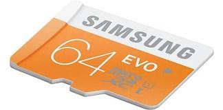 tarjeta-samsung-evo-microsdxc-64gb-ofertaa-amazon-españa