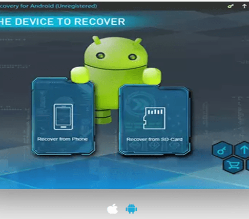 MiniTool Mobile Recovery