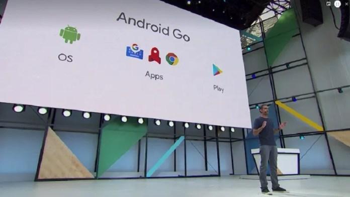 Android Go Portada