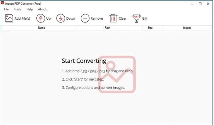 ImagetoPDF-Converter