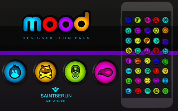 mood icon pack apps