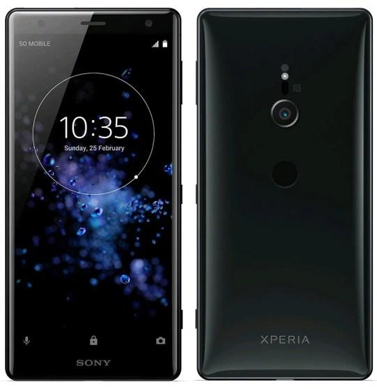 Xperia-XZ2-Sony