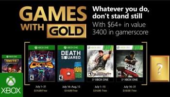 Conoce Los Juegos Gratuitos Con Gold Para Enero En Xbox One Y Xbox 360
