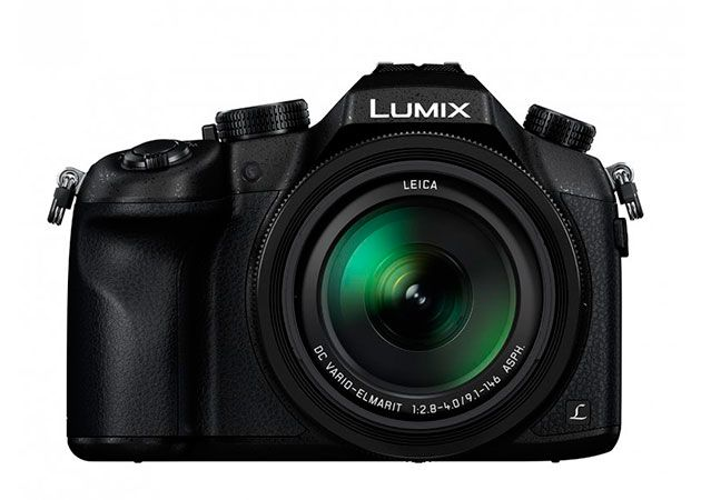 ¡Ofertón! Panasonic Lumix DMC FZ1000 con descuento del 37% en Amazon España