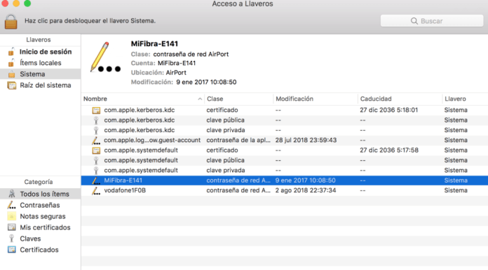 WiFi Mac