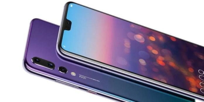 P20 Pro-smartphones