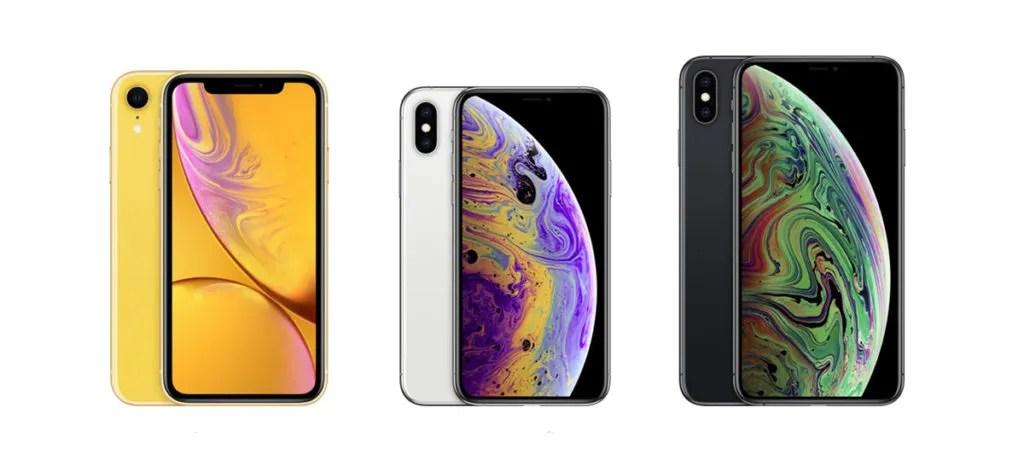 iPhone-XR-vs-iPhone-XS-vs-iPhone-XS-Max