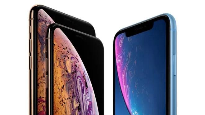iPhone Xs-Xr