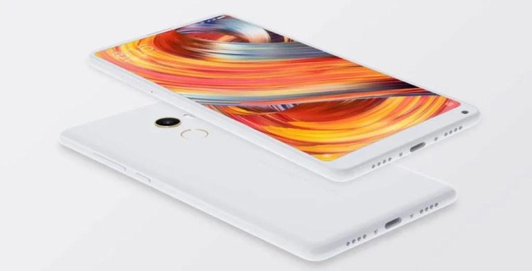 [Ofertón] Xiaomi Mi MIX 2S, con 128 GB de almacenamiento, por 360 euros y envío gratis