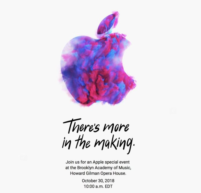 Apple-special event