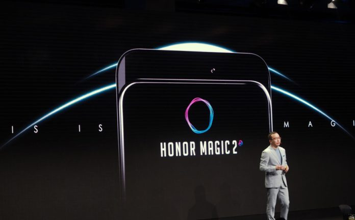 Honor 2 Magic