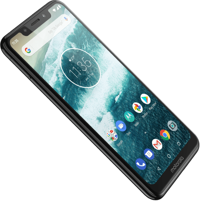 Motorola One frontal
