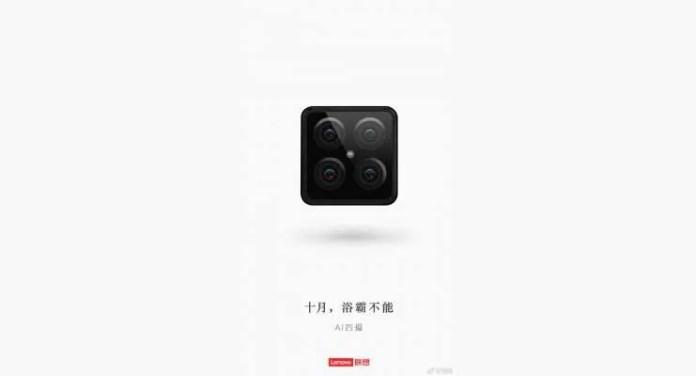 El Lenovo Z5 Pro se suma a la moda de las cuatro cámaras principales